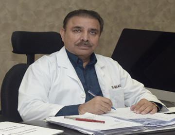 Dr Javed Asgher ,Doctors hopital Lahore