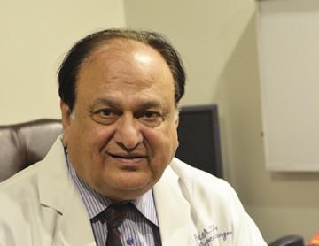 Dr Syed Ghazanfar Ali Shah