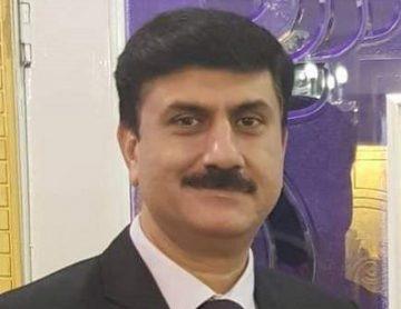 Dr. Maratab Ali