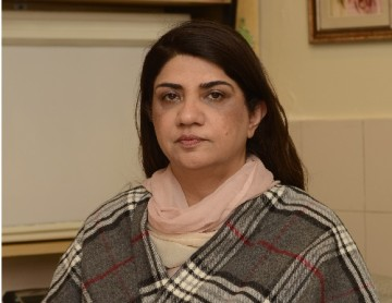 Dr Noreen Zafar