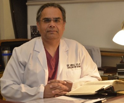 Dr Sheraz Aslam
