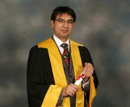 Dr Ilyas Sadiq